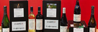 Offrez des coffrets de vins pour Noël