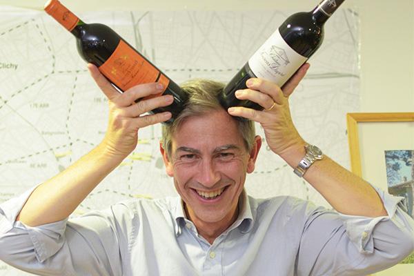 Offrir du vin