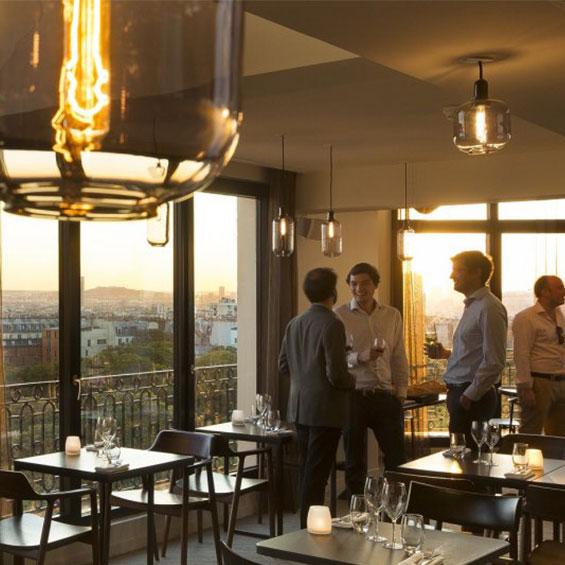Fournisseur vins du Terrass Hotel
