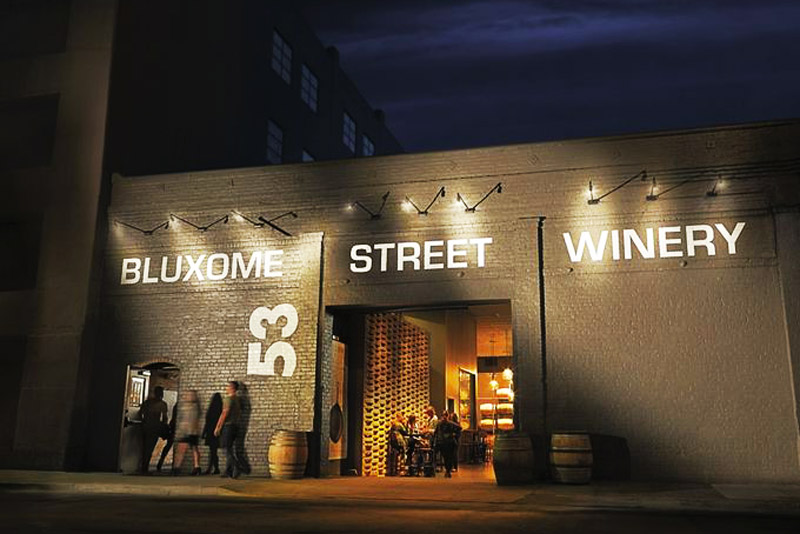 Street Winery in San Francisco ©USA Today